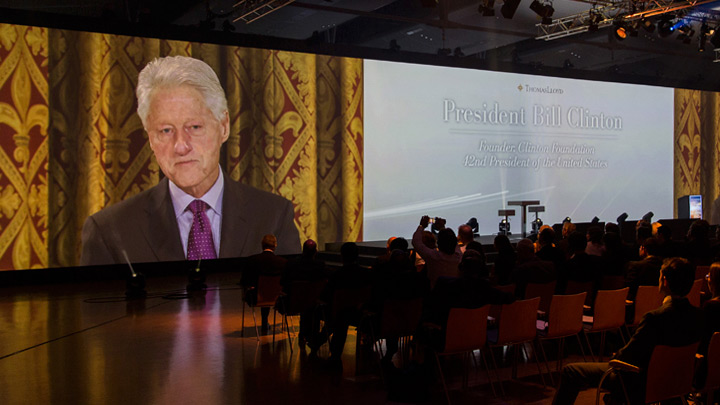 Cleantech2014-PresidentBillClinton