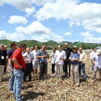 Michael Sieg and ThomasLloyd delegation in the Philippines