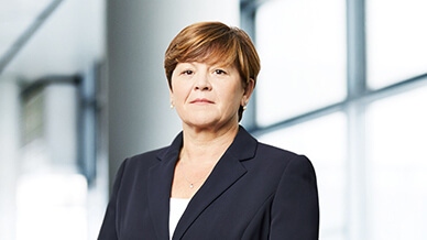 Miriam Plater, Head of Human Resources bei ThomasLloyd