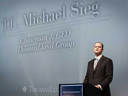 Sieg Chairman_introduction