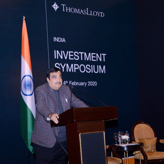 Shri Nitin Gadkari, Honorable Union Cabinet Minister, Minister for Road Transport and Highways and Minister of Micro, Small and Medium Enterprises