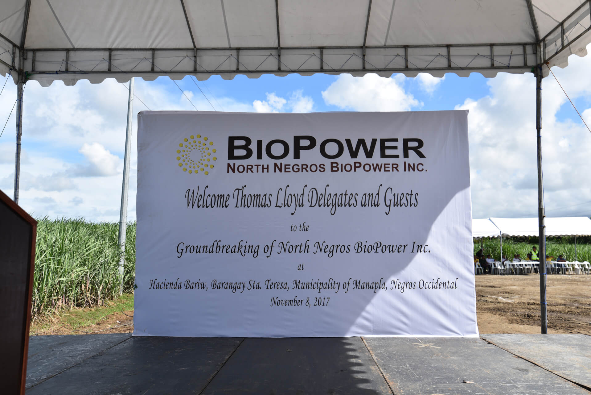 North Negros BioPower - ThomasLloyd Group